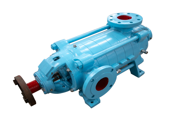 Multistage centrifugal pump D series