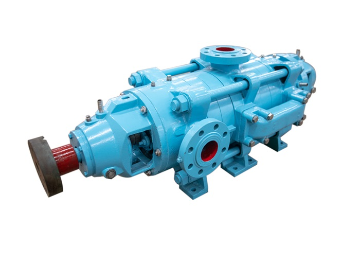 Self balancing multistage pump ZD series